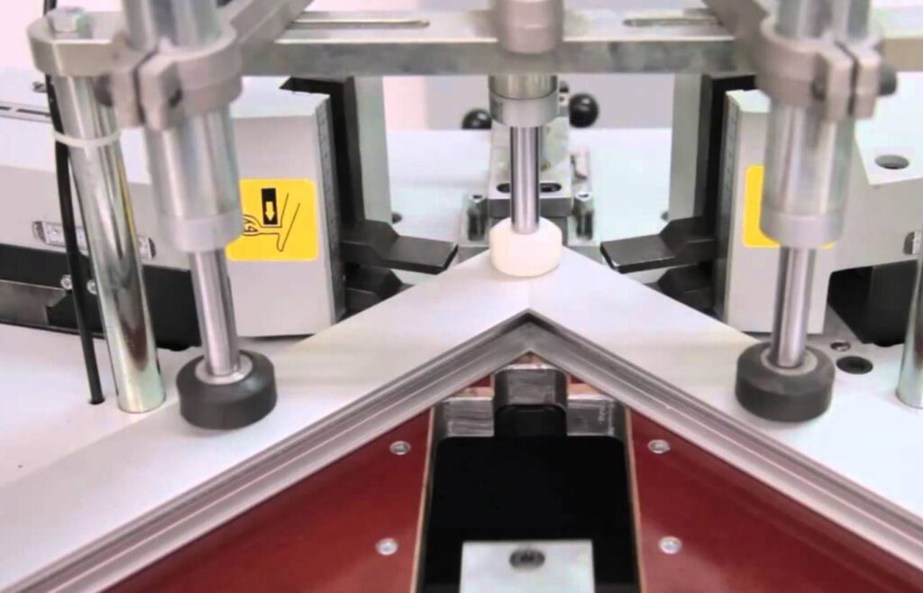 alüminyum pres makinesi pres basımı