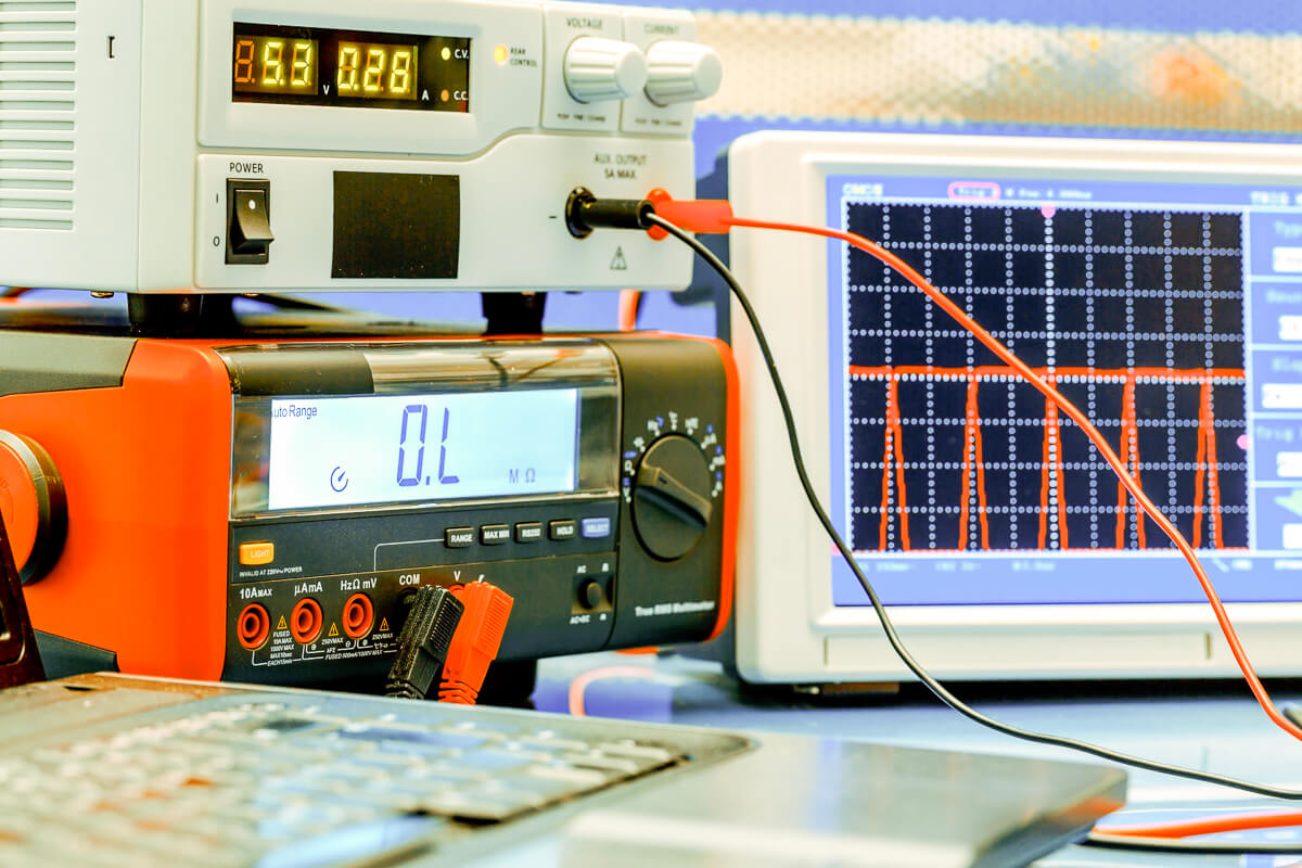 Test and calibration services