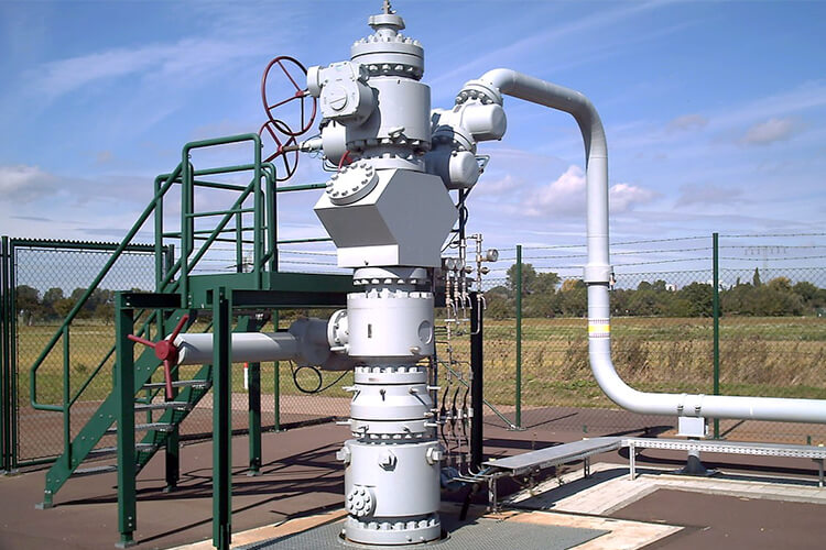 Oil and Gas Upstream services