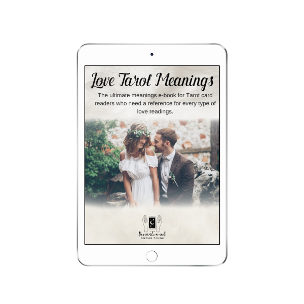 Love and Tarot - Love Tarot Meanings Guide back