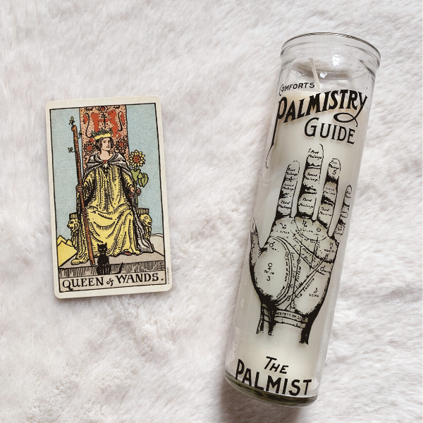 The Tarot Queen of Wands for relationships, love, outcome, future, ex returning, yes or no.