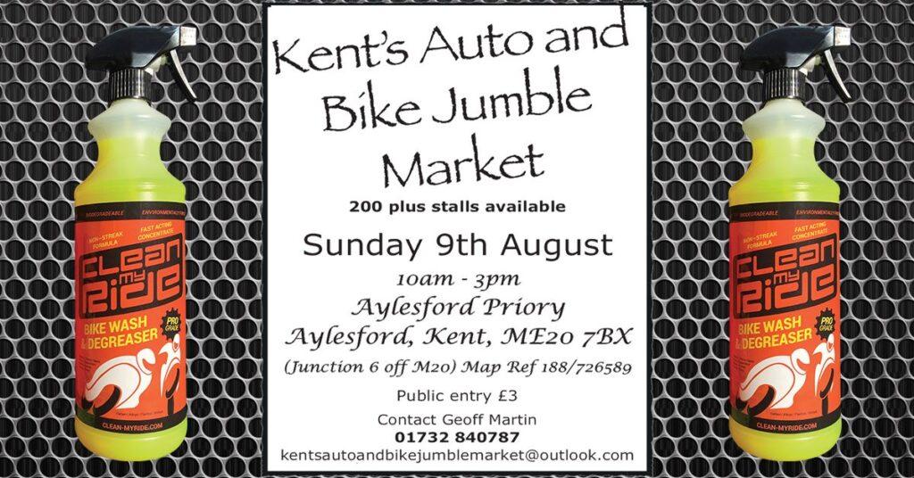 Kent's Auto & Bike Jumble Market