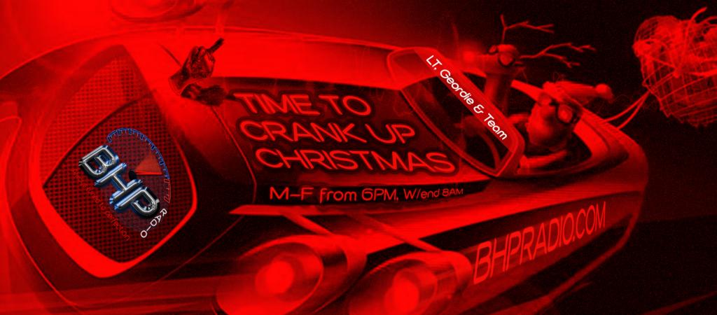 Merry Christmas from BHP Radio