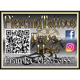 Piercing Tattoos – Crawley