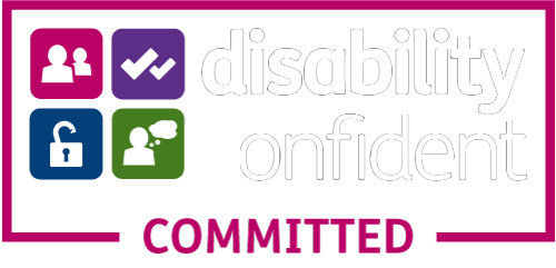 Logo: Disability Confident