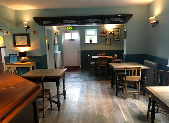 Pub refurbishment