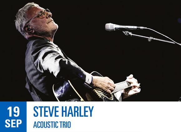 LIVE: 19/09/2020 – Steve Harley