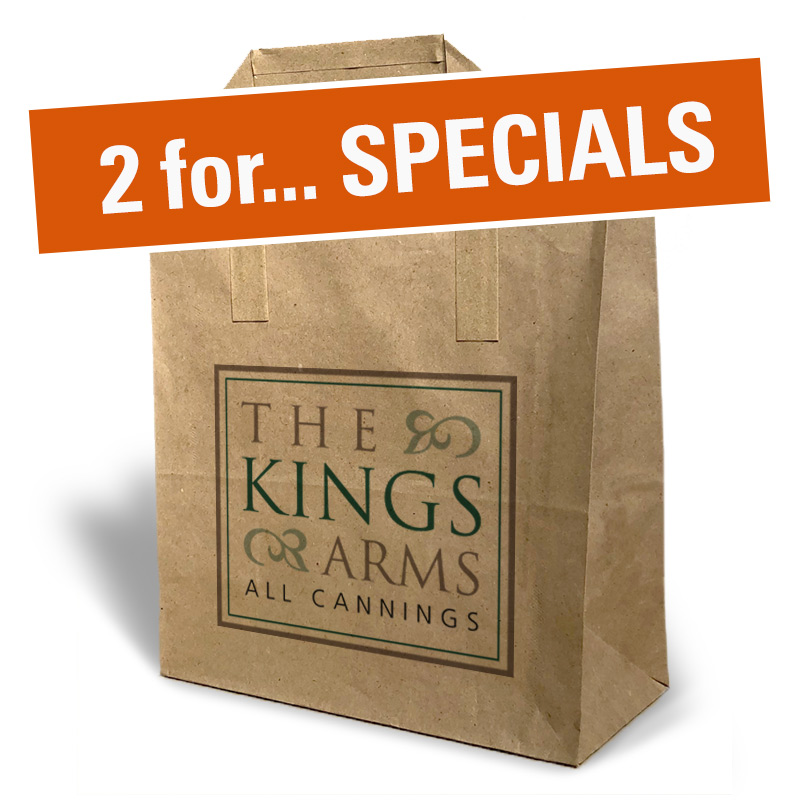 Meal Deals at The Kings