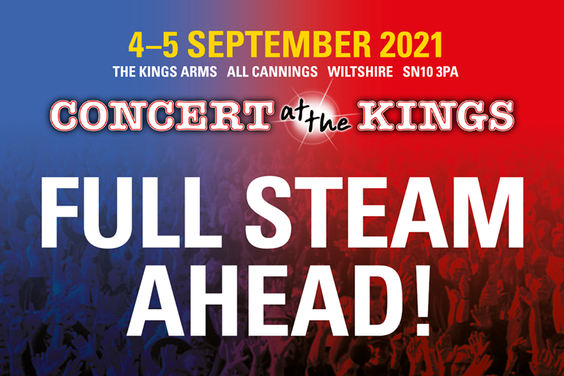 Concert At The Kings 2021