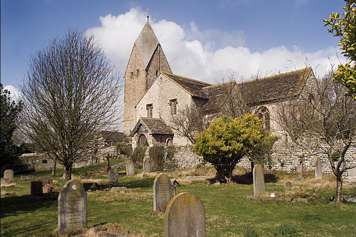 Church of St Mary in Sompting