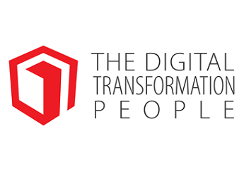The Digital Transformation People Logo