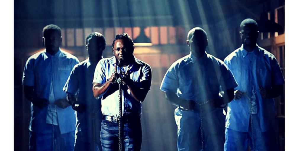 Grammy performance Kendrick Lamar