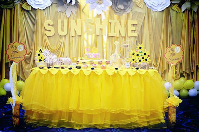 sunflower-party