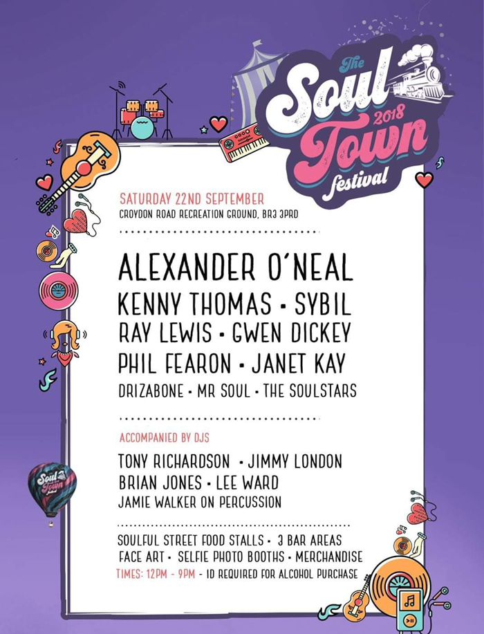 SoulTown Flyer