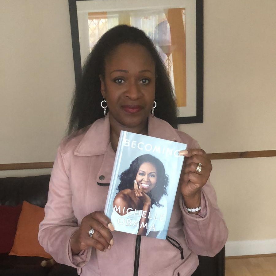 Becoming Book Angie Greaves