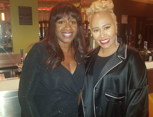 Angie Greaves and Emeli Sande