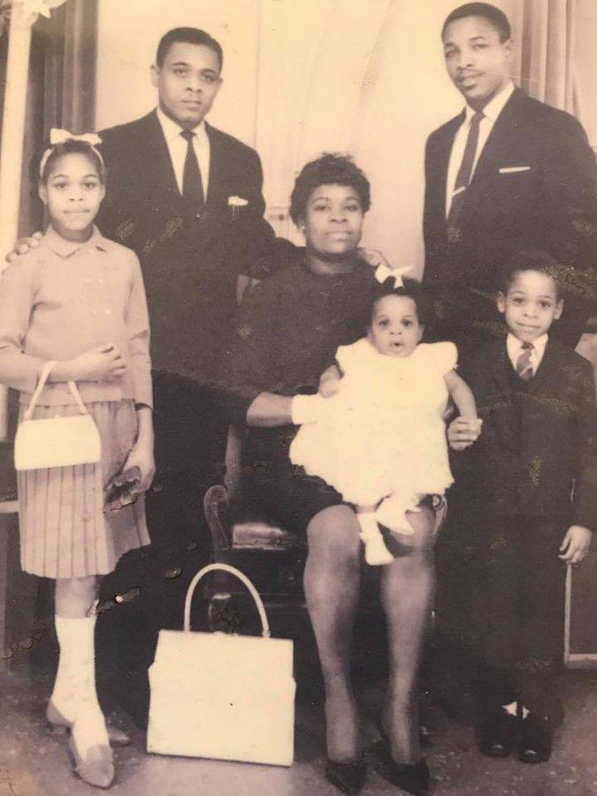 Angie Family Photo