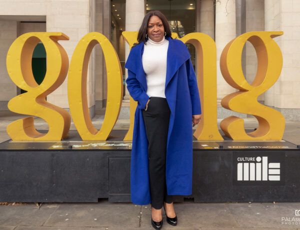 Angie Greaves Winser London Blue Coat