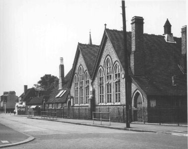 C of E Primary School 1888