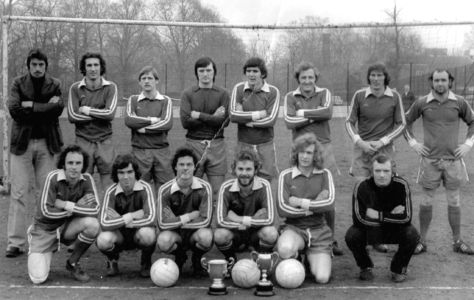 Football Team Unknown 1