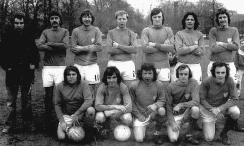 Football Team Unknown 3