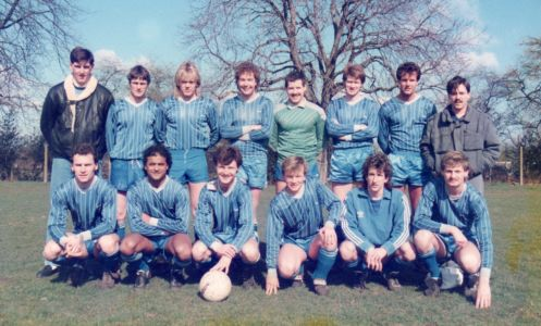 Football Team Unknown 7
