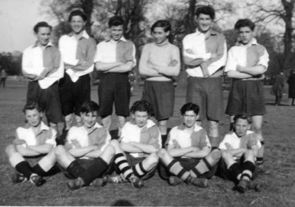 Football Team Unknown 8
