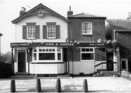 Fox and Goose, Petersham Road