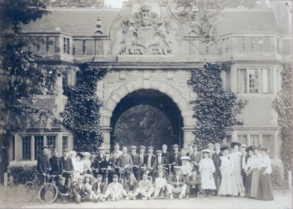 Gatehouse June 1906