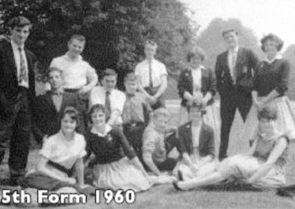 Grey Court 5th Form 1960