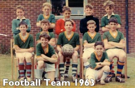 Grey Court Football Team 1963