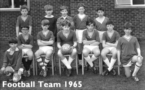 Grey Court Football Team 1965