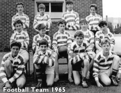 Grey Court Football Team 2 1965