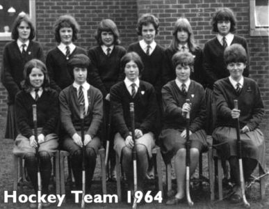 Grey Court HockeyTeam 1964