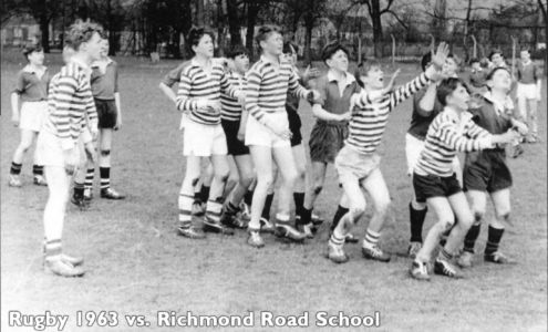 Grey Court Rugby 1963