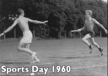 Grey Court Sports Day 1960