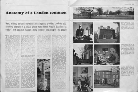 Ham Common - The Tattler Page 1 1962