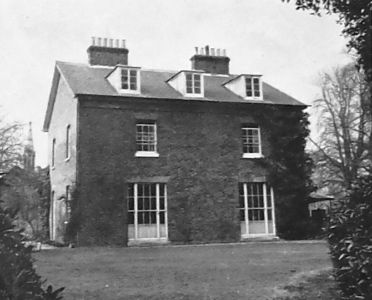 Ham Common - The Vicarage The Tattler 1962 Photo 3