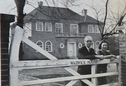 Ham Common - Warwick House 1962