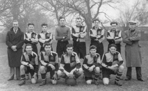 Ham FC Date unknown 2