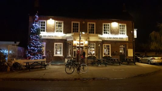 New Inn 2 Christmas 2018