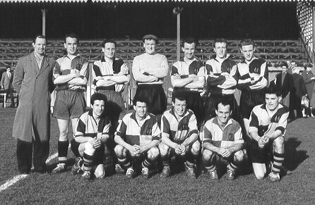 Surrey Junior Cup Winners 1958-9 2