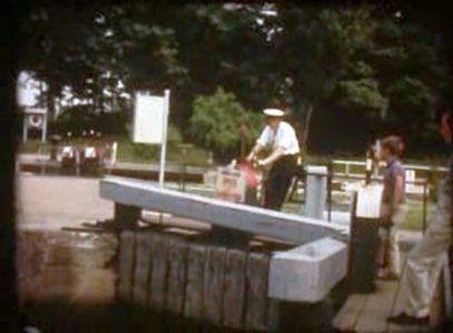 Teddington Lock 1965 3