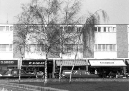 Wates Estate Shops