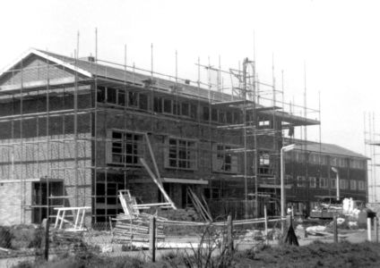 Wates Estate in Construction