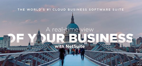 Real-time view NetSuite