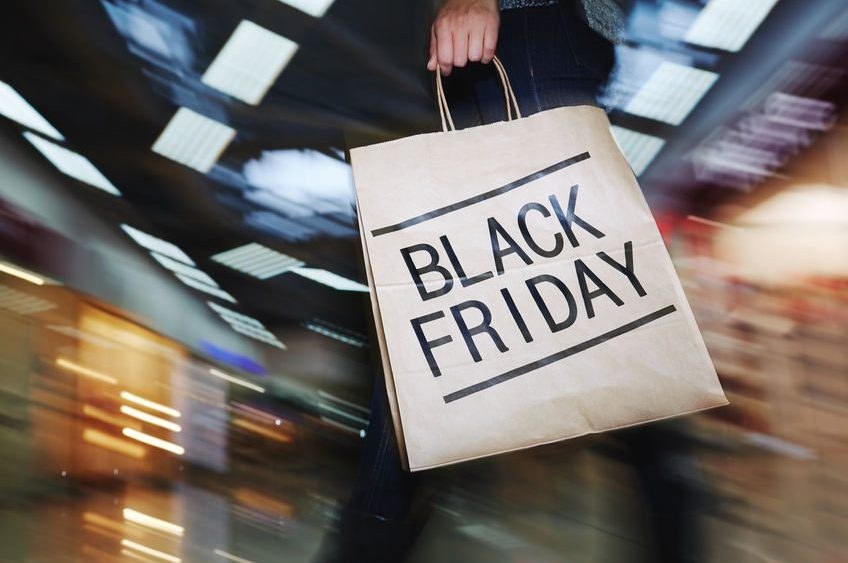 Black Friday Supply Chain Logistics Warehouse Management