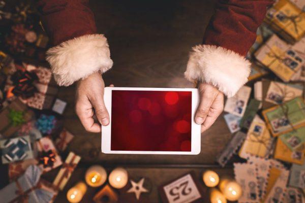 Santa Uses NetSuite