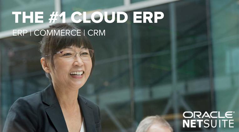 NetSuite UK Cloud ERP