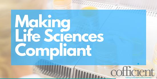 life sciences compliant